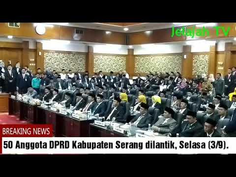 jelajah-tv//pelantikan-dewan-di-demo-mahasiswa