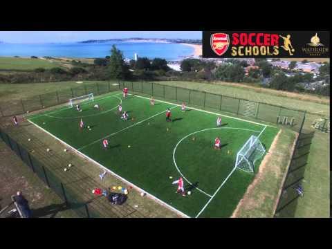 Arsenal Soccer School - Waterside Holiday Park & Spa