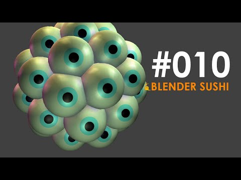 BLENDERSUSHI / AN Eyes Look At Me (LIVENODING010)