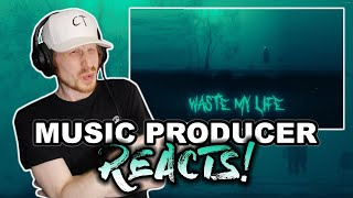 Music Producer Reacts to Luna - Waste My Life