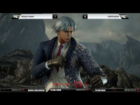 Winners Final: Blood Hawk (Kazumi) vs FightingGM (Lee) - NLBC v.74 - Tekken 7 [1080p/60fps] HD