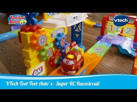 Toet Toet Garage : Vtech toet toet autos go go wheels garage politie brandweer youtube