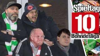 10. Spieltag der Fußball-Bundesliga in der Analyse | Saison 2019/2020 Bohndesliga