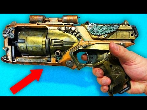 Thumbnail: TOP 7 DEADLIEST HOMEMADE ZOMBIE WEAPONS!