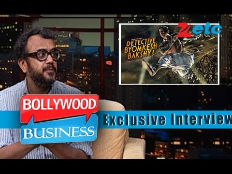 Dibakar Banerjee speaks about making 'Detective Byomkesh Bakshy!' |  Komal Nahta