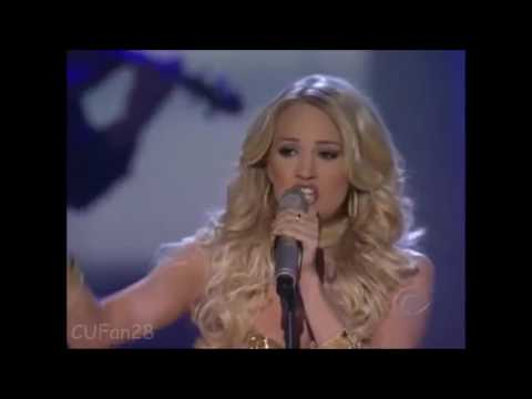 Carrie Underwood ~ Jesus, Take the Wheel ~ 2006 ACM Awards