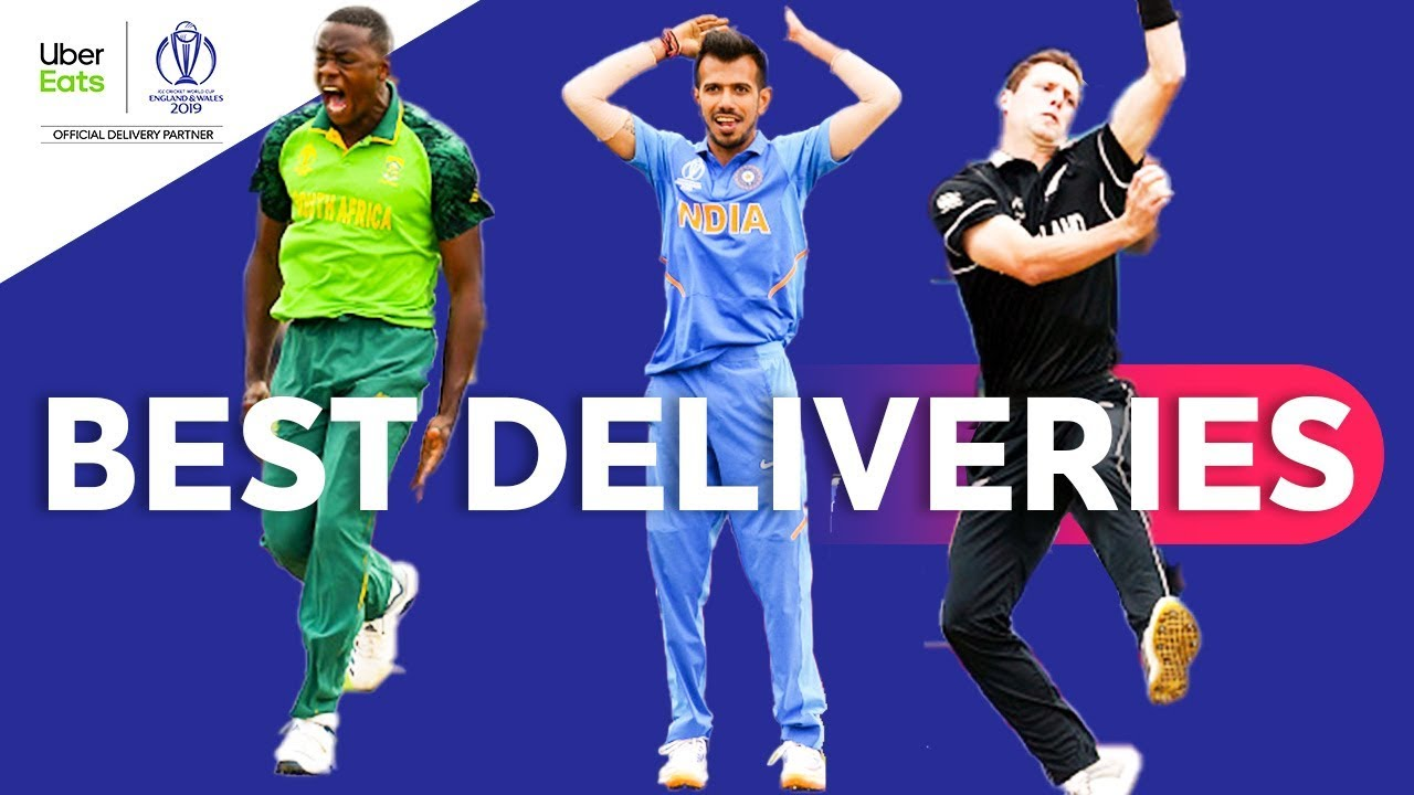 UberEats Best Deliveries of the Day | Day 7 | ICC Cricket World Cup 2019