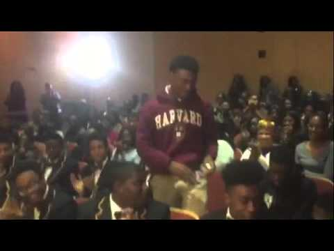 Brooklyn teen surprised with full ride to Harvard