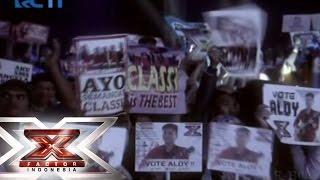 Pretitle Episode 14 - Gala Show 04 - X Factor Indonesia 2015