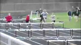 All These Girls Falling Over Low Hurdles