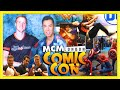 Meeting DONNIE YEN & Having FUN | London Comic Con 2017