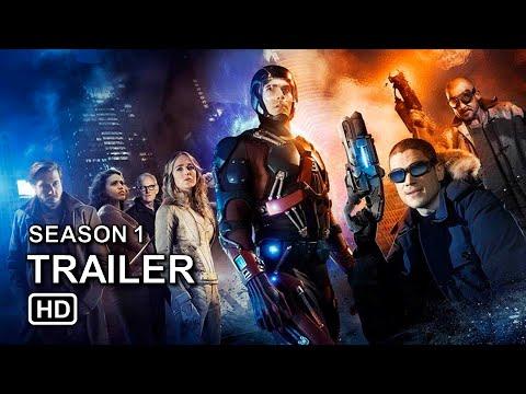 Download DC's Legends of Tomorrow Season 1 Trailer [HD]