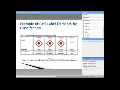 OSHA's Revisions to Their Hazard Communication Standard
