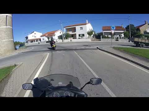 Europe Motorcycle Tour 2017 - Spain - Gibraltar - Portugal Ep 9