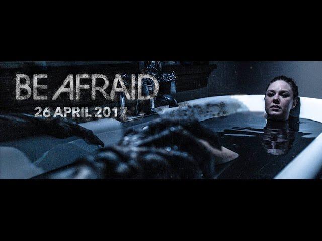 Be Afraid Trailer ID