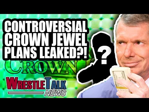 HUGE CONTROVERSIAL Plans For WWE Crown Jewel?! | WrestleTalk News Oct. 2018