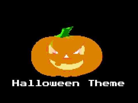 Raxlen Slice - Halloween Theme (8 Bit Chiptune Horror)