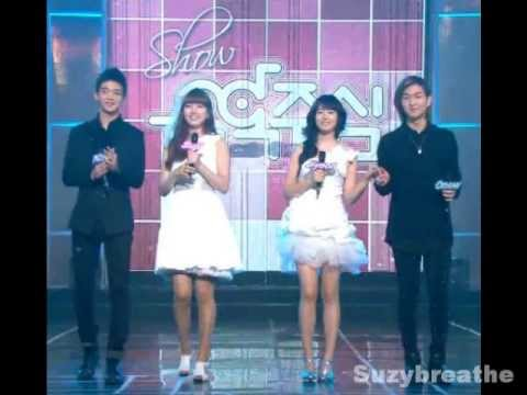 Min Ho and Suzy 수지 Couple