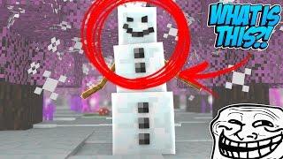 Minecraft Trolling - I'M LITERALLY SPEECHLESS! (Minecraft Pranks Ep 145)