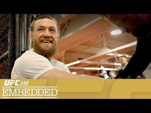 UFC 246: Embedded - Эпизод 2