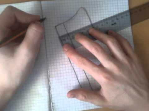 Как нарисовать алмазный топор 149