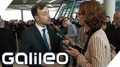 Ein Tag als Bundestagsabgeordneter | Galileo | ProSieben
