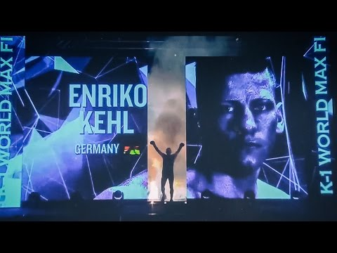 K-1 World MAX Final 2014 : Buakaw Banchamek vs. Enriko Kehl