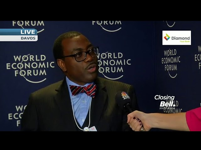 AfDB's Akinwumi Adesina on solutions for youth unemployment in Africa