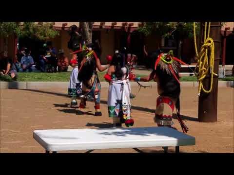 Native American Dance - Albuquerque, New Mexico