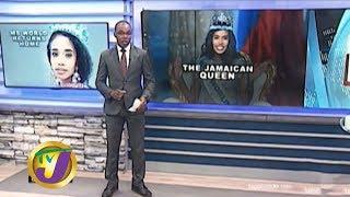 TVJ News: Toni-ann Singh Ms World Returns Home - December 20 2019
