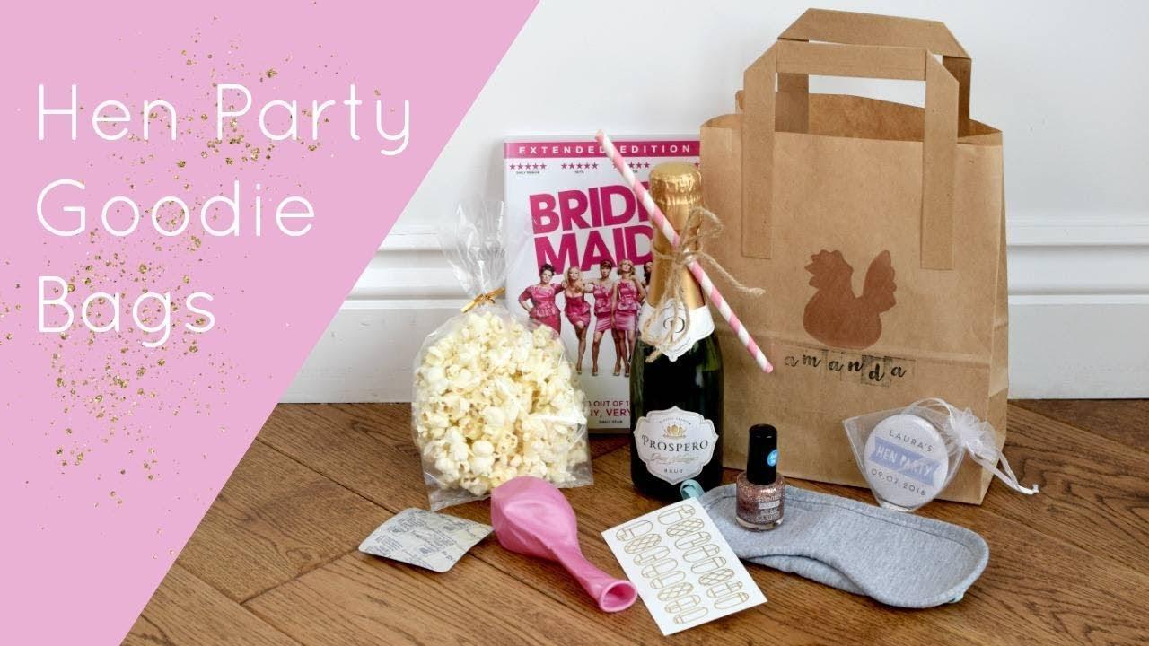 Hen Party Bachelorette Bags