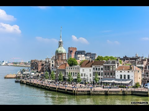 CITY TRIP: DORDRECHT, THE NETHERLANDS - OLDEST CITY IN HOLLAND - TOURISTIC TOUR OF HISTORIC CENTRE