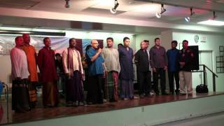 Dharmaraja College Old Boys Union - Canada Part 01