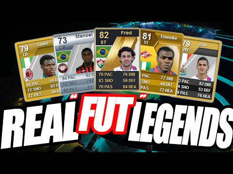 The Real FUT Legends! Ft. Emenike, Taiwo and co!!
