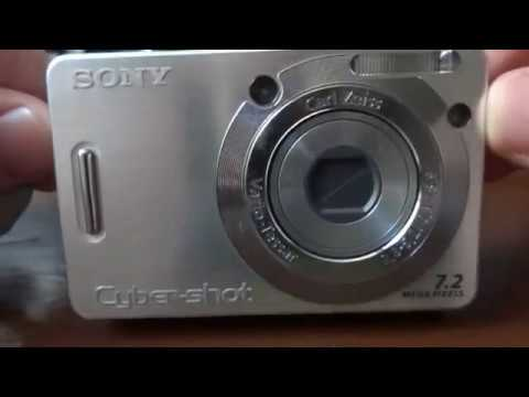 Sony Cybershot DSC-HX20V Review - YouTube