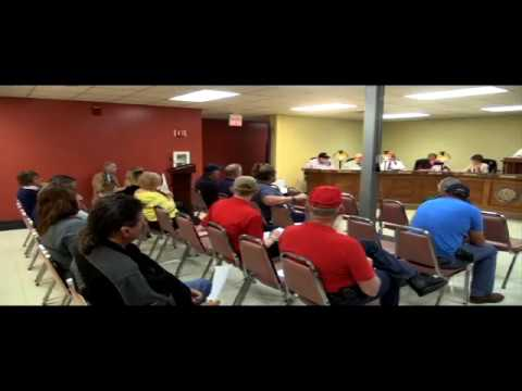 Adair County Kentucky Fiscal Court Meeting 5-18