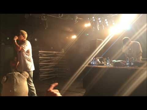 Yung Lean - Yoshi City (LIVE Budapest)