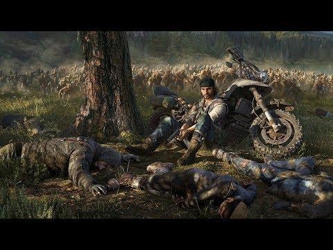 Con Days Gone sei un biker che deve sopravvivere a gigantesche orde di zombie