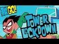 Teen Titans Go! - TOWER LOCKDOWN [Cartoon Network Games]