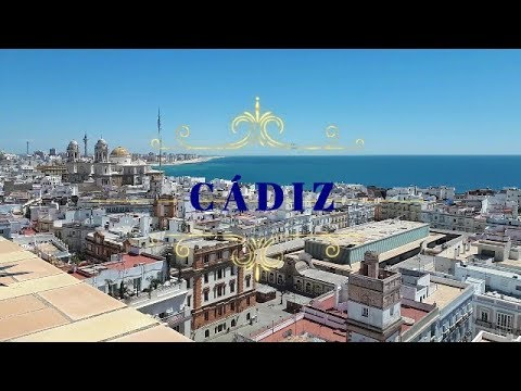 WOW air travel guide application /// Cadiz (Spain)