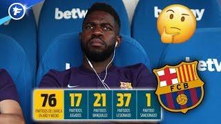 Le cas Samuel Umtiti pose problème au Barça | Revue de presse