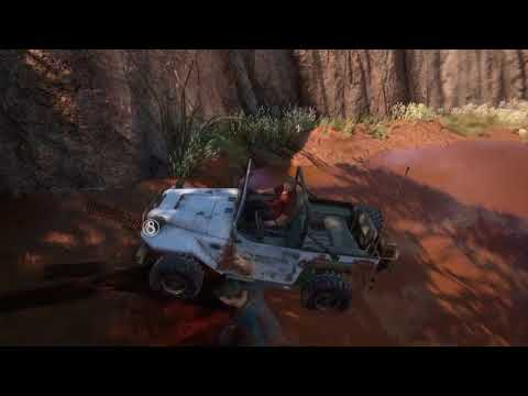 Looking for Treasure  in Madagascar Uncharted 4 A Thief's End Part 7