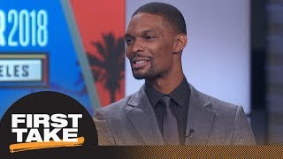 Chris Bosh on comeback to NBA: I'm not done yet | First Take | ESPN