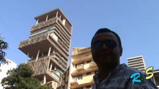 Самый дорогой дом в мире. Бомбей. Индия