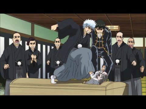 Gintama Funeral Funniest