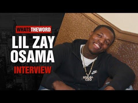 Lil Zay Osama Talks Meek Mill Shoutout, Juice WRLD Crazy Story