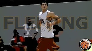 Andrew Fleming Highlights @ John Lucas Midwest Invitational Camp [247Sports #136 c/o 2015]