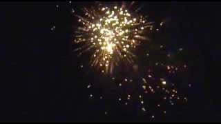 8th Bangladesh Games Opening Ceremony Fireworks 2013