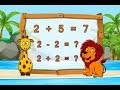 Math game for kids | Kids Math - Count, Add, Subtract and more | Best game for kids