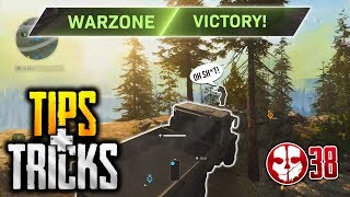 Ultimate Tips & Tricks Guide for Call of Duty Battle Royale!